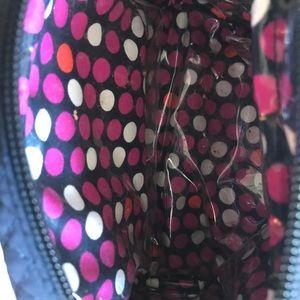 Vera Bradley Bags - Vera Bradley Embroidered Makeup Pouch